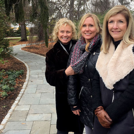 Donor Support Ensures Completion of First Phase of Arboretum Accessible Pathway