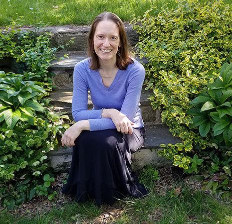Amy Freestone: Teaching Locally, Researching Globally