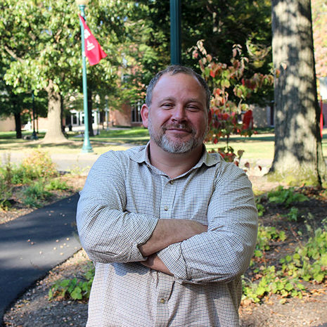 Antony DiBruno: Creating Campus and Community Connections