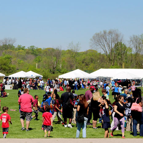 Ambler Campus Gets Ready For EarthFest 2019