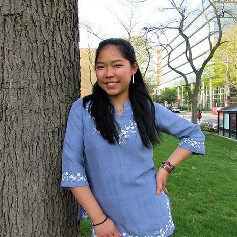 Thao (Emma) Le: Meeting the Challenges of Horticulture Head-on