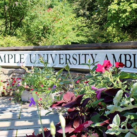 Temple Ambler provides Freshman Year Experience Grant