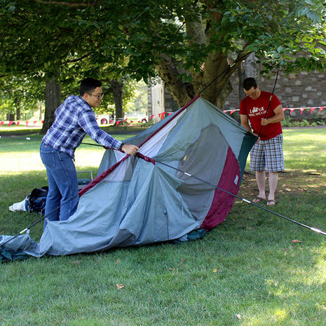 It's Time for the Great American Campout!