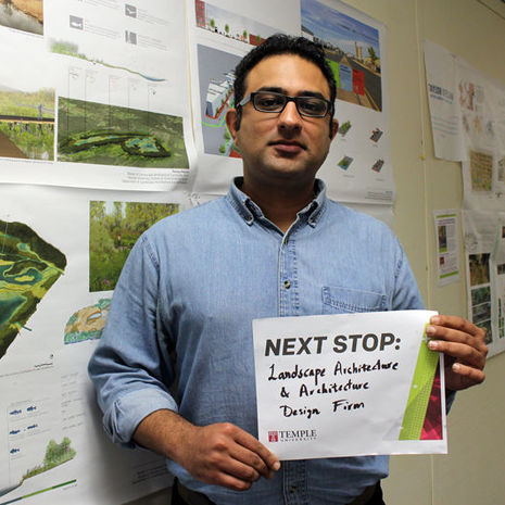 Hamed Lavasani: Preserving ecology one design at a time