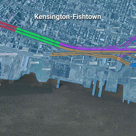 Center for Sustainable Communities undertakes stormwater management study along I-95