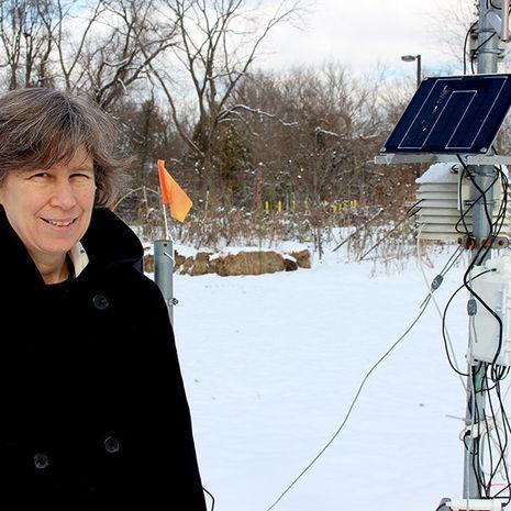 Dr. Laura Toran: Exploring Weather and Water