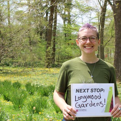 Megan Bazin: At home on the range
