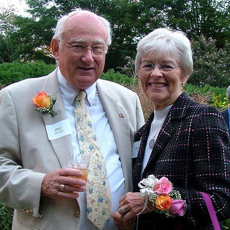 Albright matching challenge raises nearly $60,000 for Ambler Arboretum