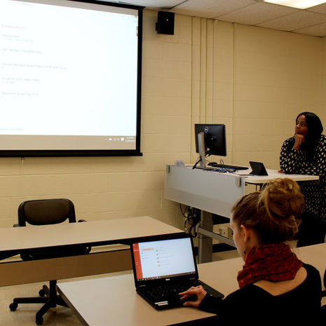 Multiplatform screen sharing provides new tech tool for students and faculty