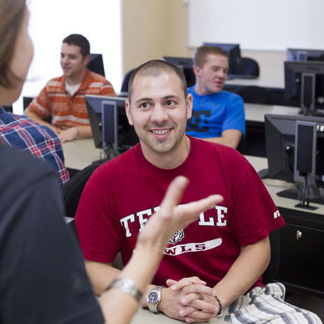 Temple University to offer test preparation courses