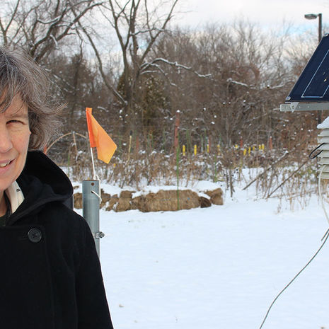 Dr. Laura Toran: Exploring Weather, Water and Land