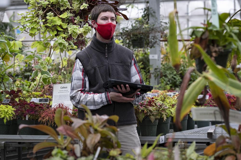 Benjamin Snyder, Greenhouse Manager