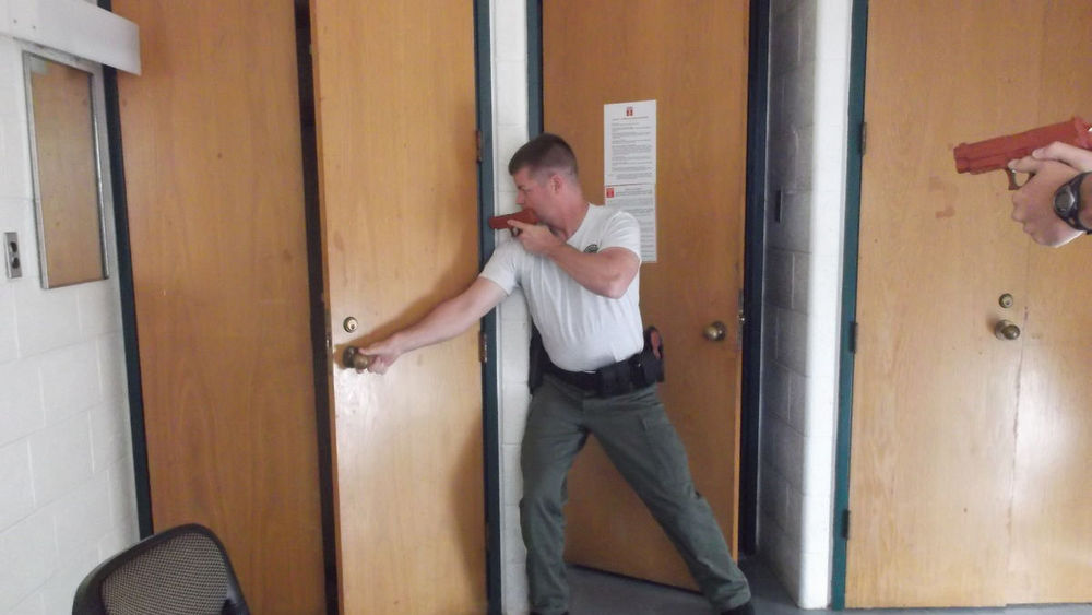 Tactical and Specialized Training Spaces