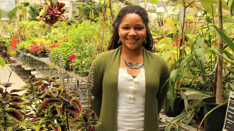 Amirah Mitchell: Preserving History Through Seeds